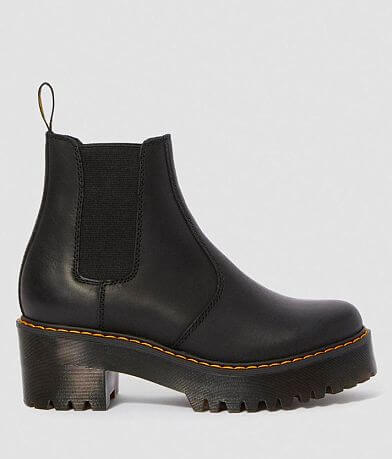 Dr. Martens Rometty Platform Leather Chelsea Boot