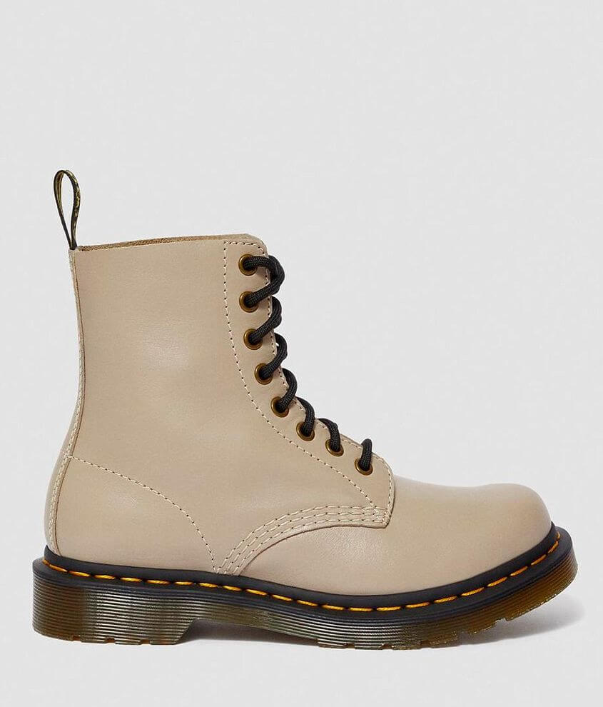 Dr. Martens 1460 Pascal Wanama Leather Boot front view
