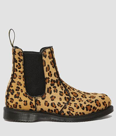 Dr. Martens Flora Leather Chelsea Boot