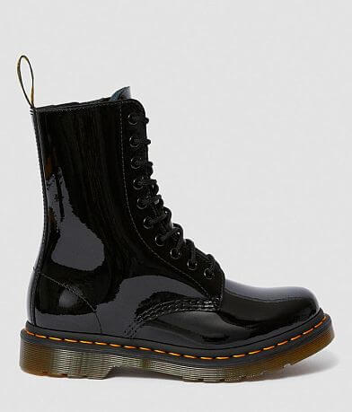 Dr. Martens 1490 Patent Lamper Leather Boot