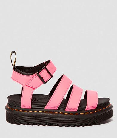 Dr. Martens Blaire Chunky Leather Gladiator Sandal