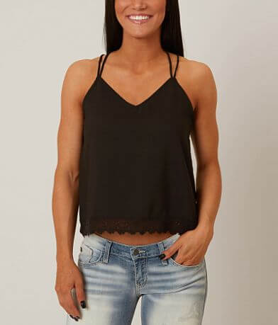 Loveriche Textured Tank Top