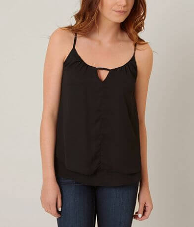 Loveriche Two Tier Tank Top
