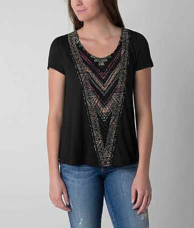 Daytrip Slub Fabric Top