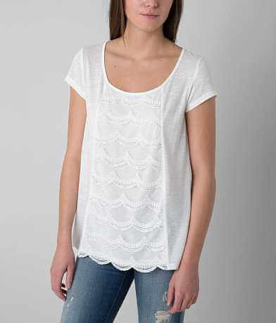 Daytrip Embroidered Top