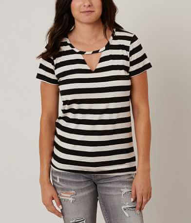 Love On Tap Striped Top