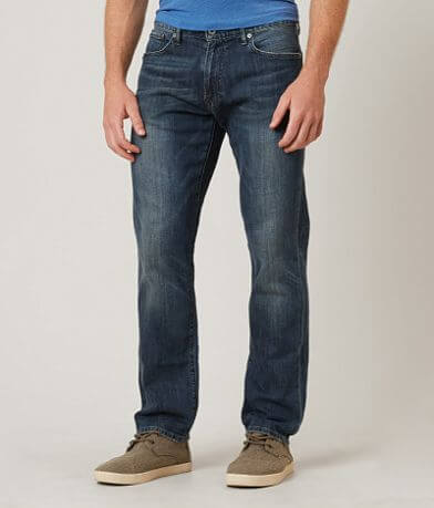 Lucky Brand Original Straight Stretch Jean