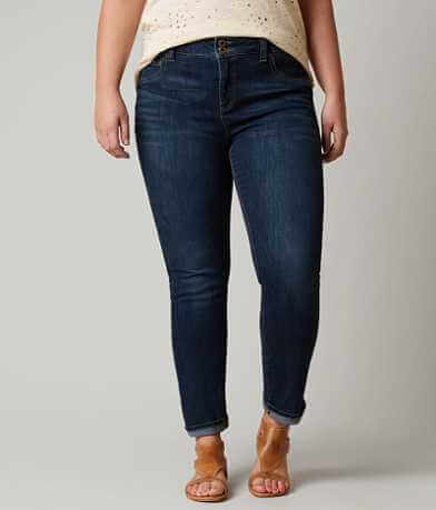Lucky Brand Emma Straight Jean - Plus Size Only