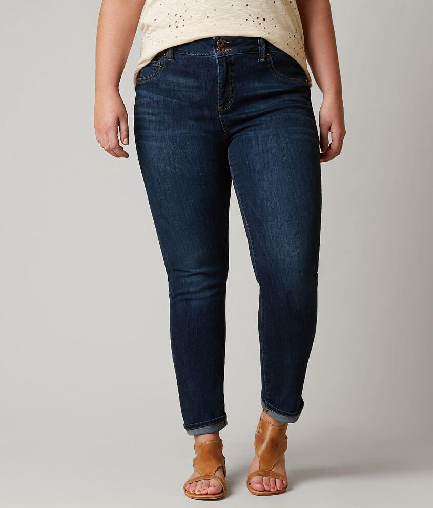 87019add6a5 Lucky Brand Emma Straight Jean - Plus Size Only - Women s Jeans in ...