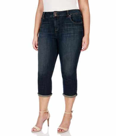 Lucky Brand Emma Cropped Jean - Plus Size Only