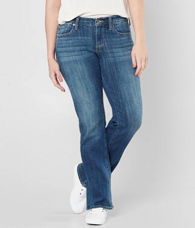 Lucky Brand Easy Rider Boot Stretch Jean