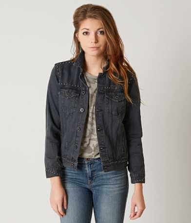 Lucky Brand Reckless Tomboy Denim Jacket