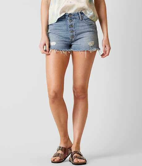 Women's High Rise Shorts: High-Waisted Shorts for Women | Buckle