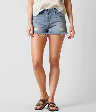 Lucky Brand High Rise Stretch Short