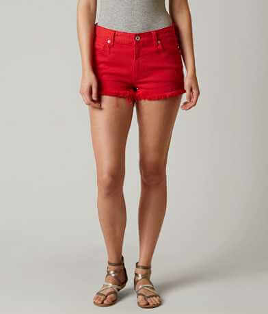 Lucky Brand Frayed Stretch Short