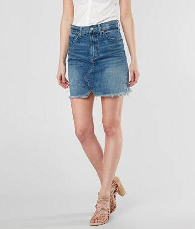 Lucky Brand Old Favorite Denim Mini Skirt