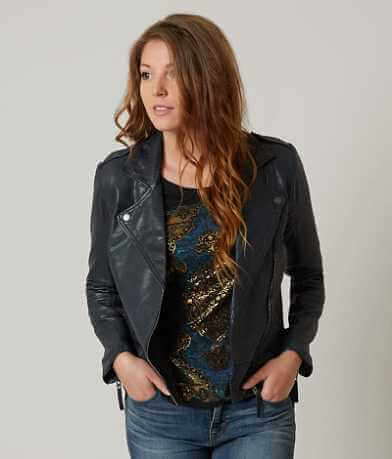 Lucky Brand Major Moto Jacket