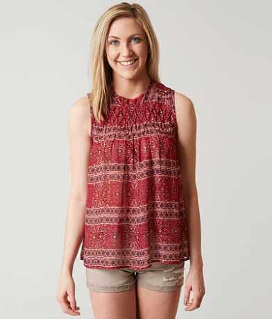 Lucky Brand Tucked Tank Top