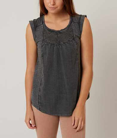 Lucky Brand Washed Top