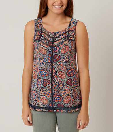 Lucky Brand Ladder Tank Top
