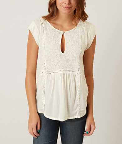 Lucky Brand Mixed Top