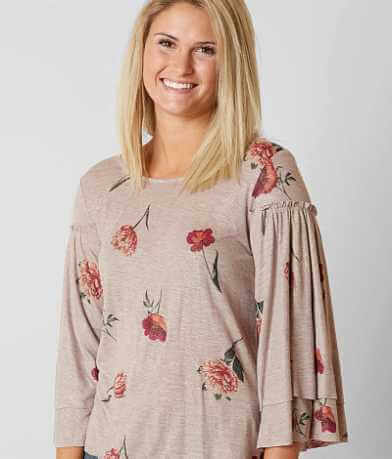 Lucky Brand Duquet Top