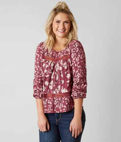 Lucky Brand Blush Top