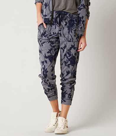 Lucky Brand Jacquard Jogger Pants
