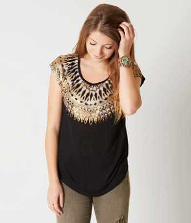 Lucky Brand Wing Top