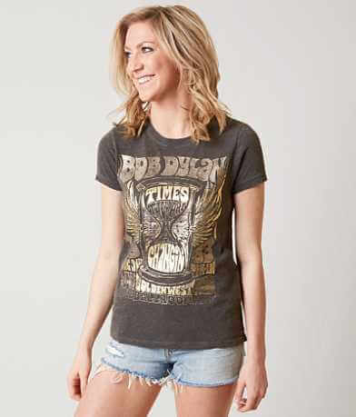 Lucky Brand Bob Dylan Band T-Shirt