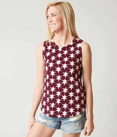 Lucky Brand Star Tank Top