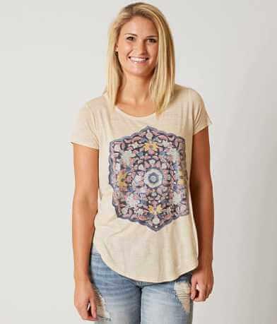 Lucky Brand Temple Mandala T-Shirt