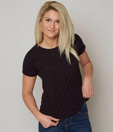 Lucky Brand Glitter T-Shirt