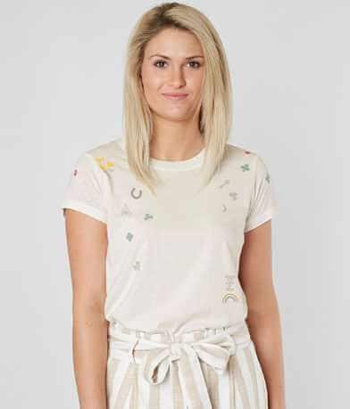 Lucky Brand Lucky Clover T-Shirt
