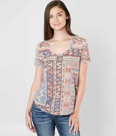 Lucky Brand Southwestern T-Shirt