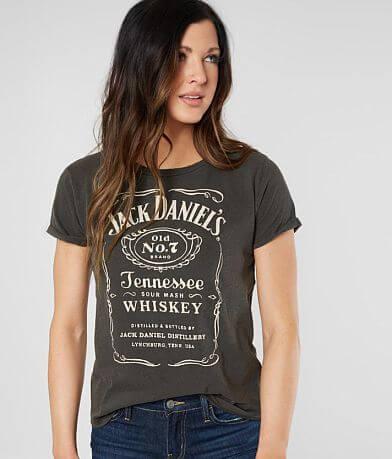 Lucky Brand Jack Daniel's Whiskey T-Shirt