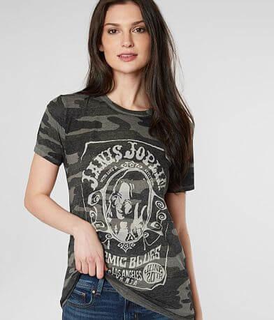 Lucky Brand Janis Joplin T-Shirt