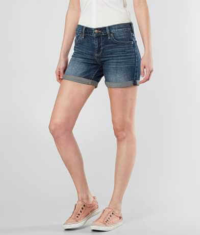 Lucky Brand Roll Up Stretch Short