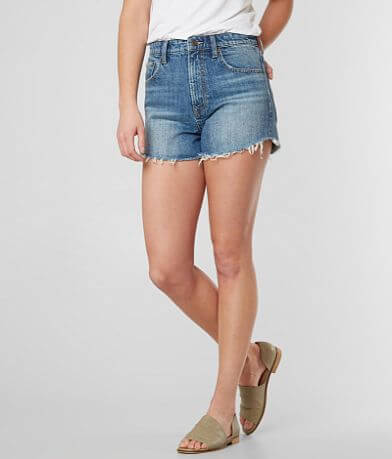 Lucky Brand Lucky Pins High Rise Stretch Short