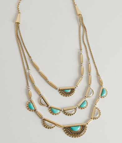 Lucky Brand Tiered Necklace