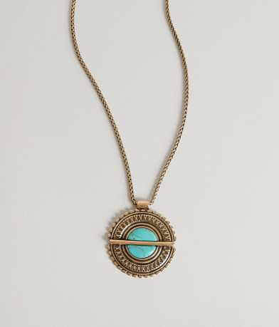 Lucky Brand Stone Necklace
