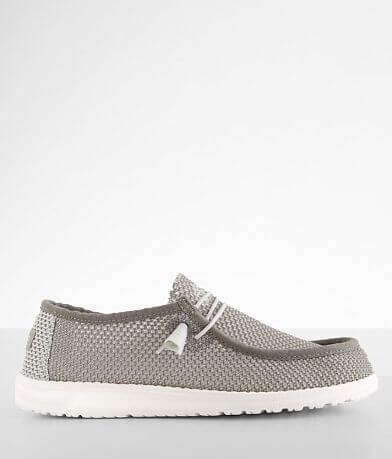 Hey Dude Wally Sox Perforated Shoe