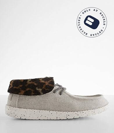 Hey Dude Britt Cheetah Shoe