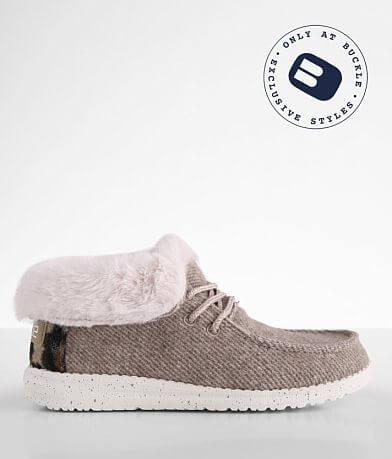 Hey Dude Britt Leopard Shoe