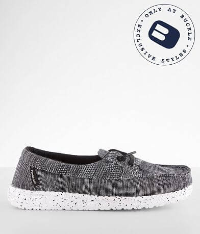 Hey Dude Lily Chambray Shoe