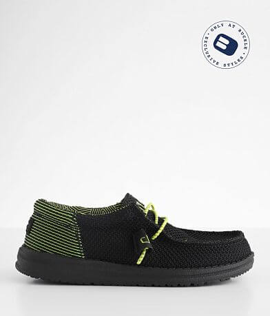 Toddler/Youth - Hey Dude Wally Funk Shoe