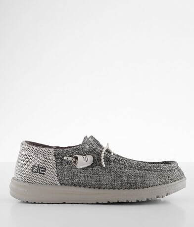 Boys - Hey Dude Wally Linen Shoe
