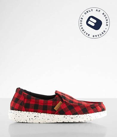 Girls - Hey Dude Misty Buffalo Shoe
