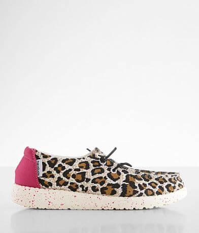 Girls - Hey Dude Wendy Cheetah Shoe