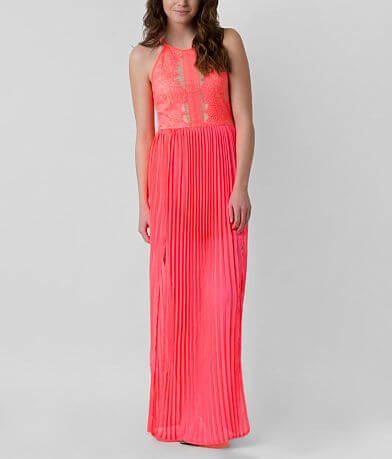 Lush Lace Maxi Dress